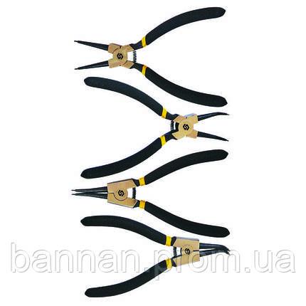 Набор съемников стопорных колец 4шт 180мм SIGMA (4350001), фото 2