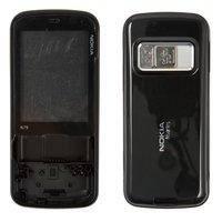 Корпус для Nokia N79 черный