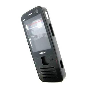 Корпус для Nokia N78 черный