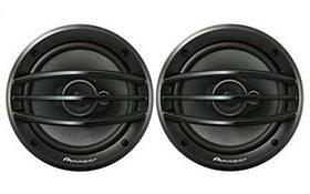 Автомобильная акустика TS-1074 4'', 3-х полос., 350W(Black) / автоакустика, динамики, автомобильные колонки