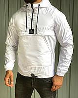Чоловічий анорак білий 155-21