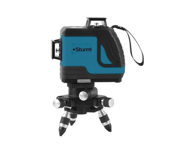 Самовирівнюючий рівень лазерний Sturm 1040-12-GR, 12 променів