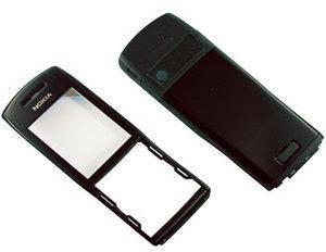Корпус для Nokia E50 черный