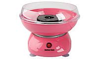 Аппарат для приготовления сладкой ваты Cotton Candy Maker WJ15 (Pink) | Домашний прибор для сахарной ваты