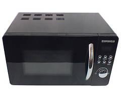 ⭐ Микроволновая печь GRUNHELM 20UX71-L (черная) 20л, 800 вт, кнопочная (Грюнхельм)