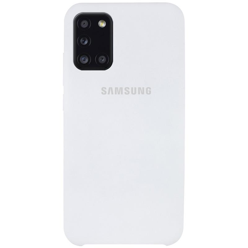 Чехол Silicone Cover (AAA) для Samsung Galaxy A31