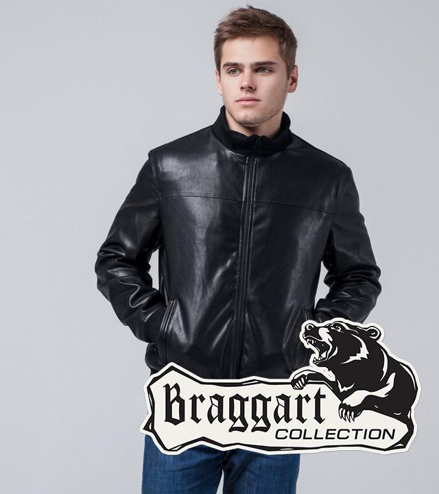 Куртка осенняя 2970 черный