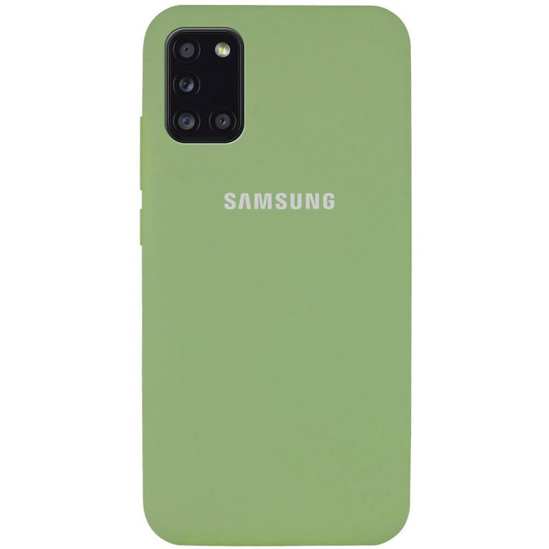 Чехол Silicone Cover Full Protective (AA) для Samsung Galaxy A31