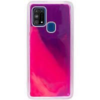 Неоновый чехол Neon Sand glow in the dark для Samsung Galaxy M31