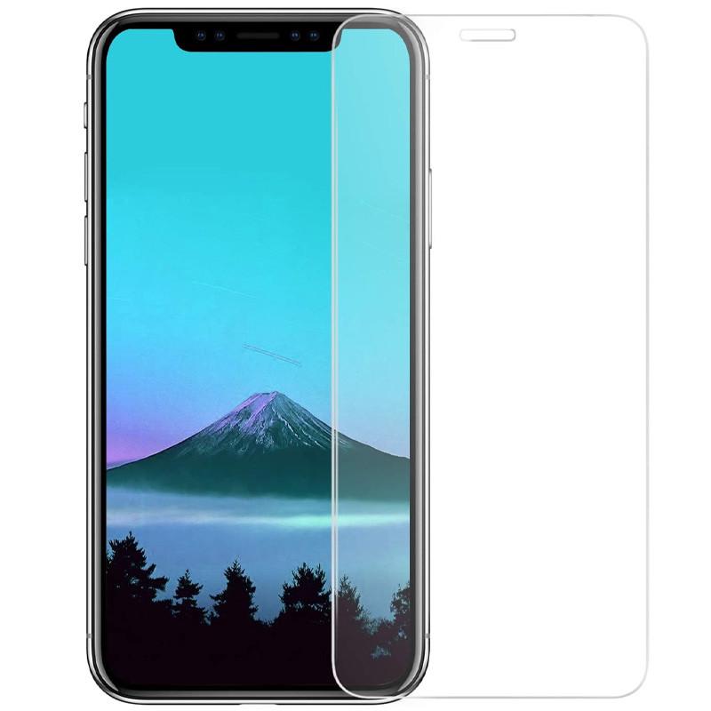 """Полимерная пленка 3D Clear (full glue) (тех.пак) для Apple iPhone 11 Pro Max (6.5"""") / XS Max"""