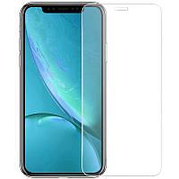 "Полимерная пленка 3D Clear (full glue) (тех.пак) для Apple iPhone 11 (6.1"") / XR"