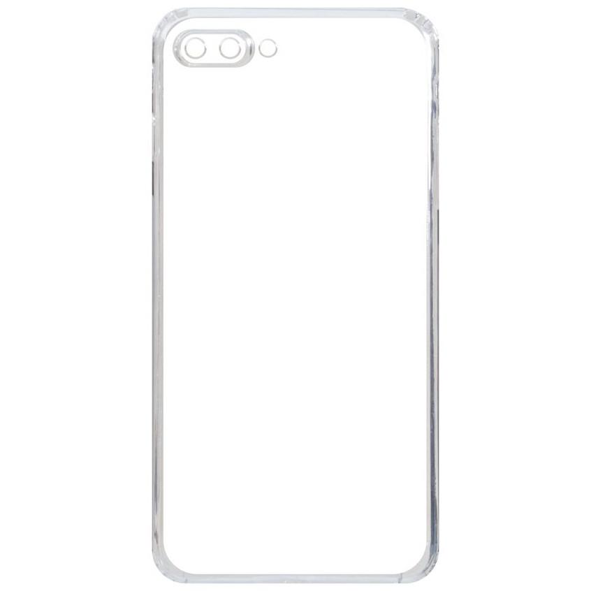 "TPU чехол GETMAN Transparent 1,0 mm для Apple iPhone 7 plus / 8 plus (5.5"")"
