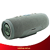 Портативна колонка JBL CHARGE 3+ - бездротова водонепроникна Bluetooth колонка Сіра (Репліка), фото 2