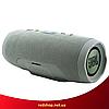 Портативна колонка JBL CHARGE 3+ - бездротова водонепроникна Bluetooth колонка Сіра (Репліка), фото 3