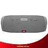 Портативна колонка JBL CHARGE 3+ - бездротова водонепроникна Bluetooth колонка Сіра (Репліка), фото 4