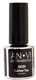 Закрепитель Rubber Top IRON ANVI Professional 9 мл