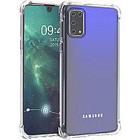 TPU чехол GETMAN Ease с усиленными углами для Samsung Galaxy A41, фото 1