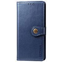 Кожаный чехол книжка GETMAN Gallant (PU) для Samsung Galaxy A51, фото 1
