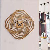Деревянные настенные часы Moku Aomi 1, фото 1