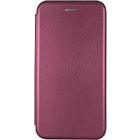 Кожаный чехол (книжка) Classy для Samsung Galaxy M30s / M21, фото 1