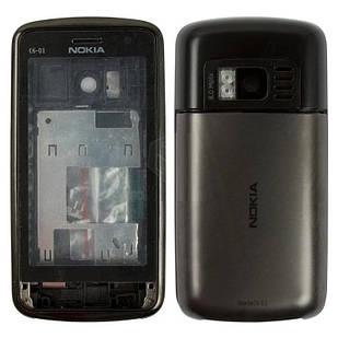 Корпус для Nokia C6-01 черный