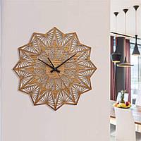 Деревянные настенные часы Moku Yokohama 1, фото 1