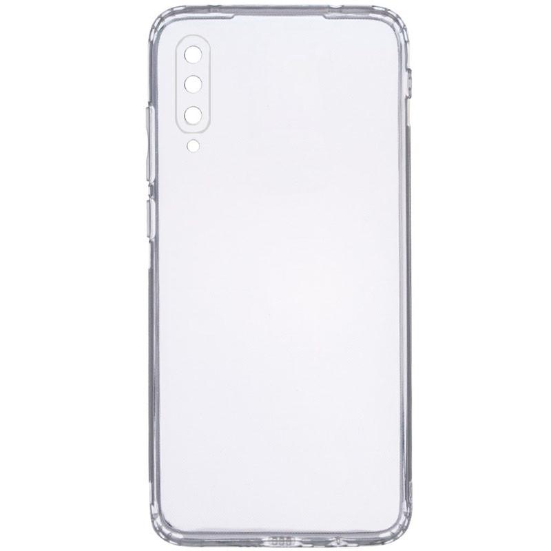 TPU чехол GETMAN Transparent 1,0 mm для Samsung Galaxy A50 (A505F) / A50s / A30s