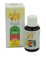 Капли FIRE FIT для быстрого похудения и сжигания жира, капли фаер фит, firefit капли, сжечь жир