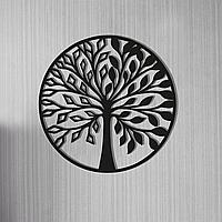 Картина из дерева Decart Tree круг