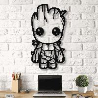 Картина из дерева Decart Groot, фото 1