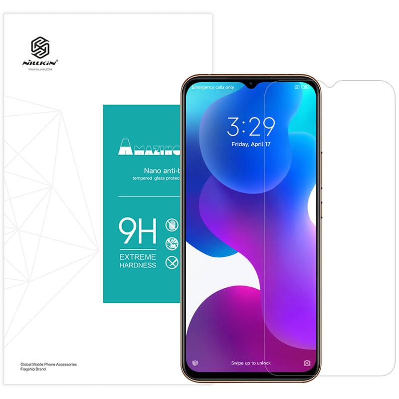 Защитное стекло Amax (H) для Xiaomi Mi 10 Lite