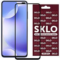 Защитное стекло SKLO 3D (full glue) для Xiaomi Redmi K30 / Poco X3 NFC / Poco X3 / Mi 10T/Mi 10T Pro, фото 1