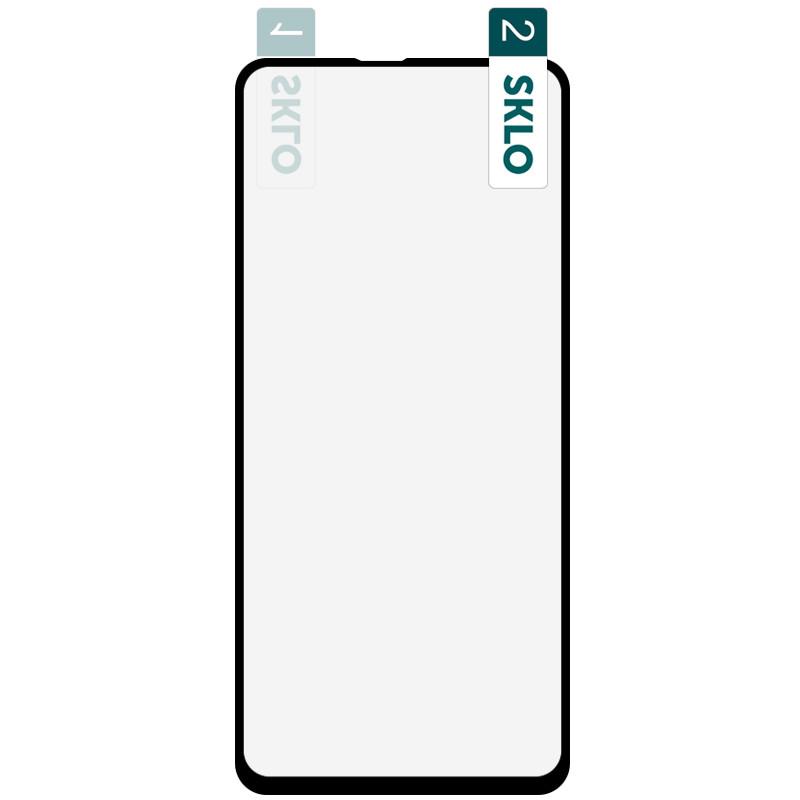 Гибкое защитное стекло SKLO Nano (тех.пак) для Xiaomi Redmi K30/Poco X3 NFC/Poco X3/Mi 10T/10T Pro