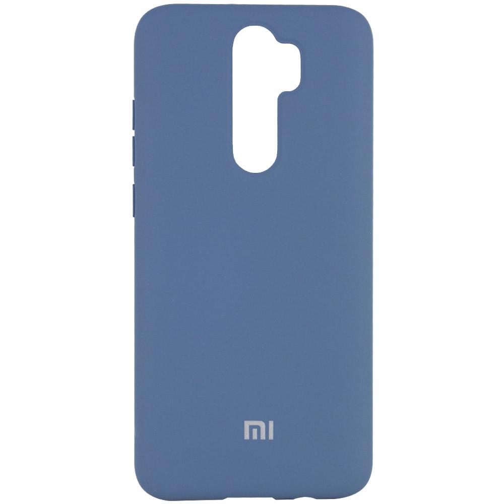 Чехол Silicone Cover Full Protective (A) для Xiaomi Redmi Note 8 Pro