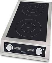 Плита индукционная двойная 7000 Hendi 239346