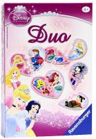 """Настольная игра """"Принцессы Disney-Дуэт"""" (DUO)"""