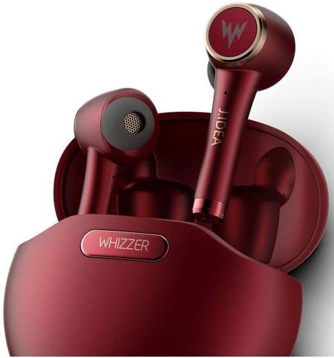 Whizzer TP1s Red TWS Беспроводные Вакуумные Наушники