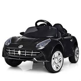 Дитячий електромобіль Porsche (2мотора25W, 2 акум, МР3, USB) Bambi M 3176EBLR-2 Чорний