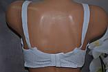 Бюстгальтер C&Y гороховая Ешка белый, фото 3