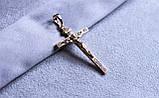 Крестик фирмы Xuping с позолотой (color 16), фото 2