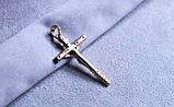 Крестик фирмы Xuping с позолотой (color 16), фото 4