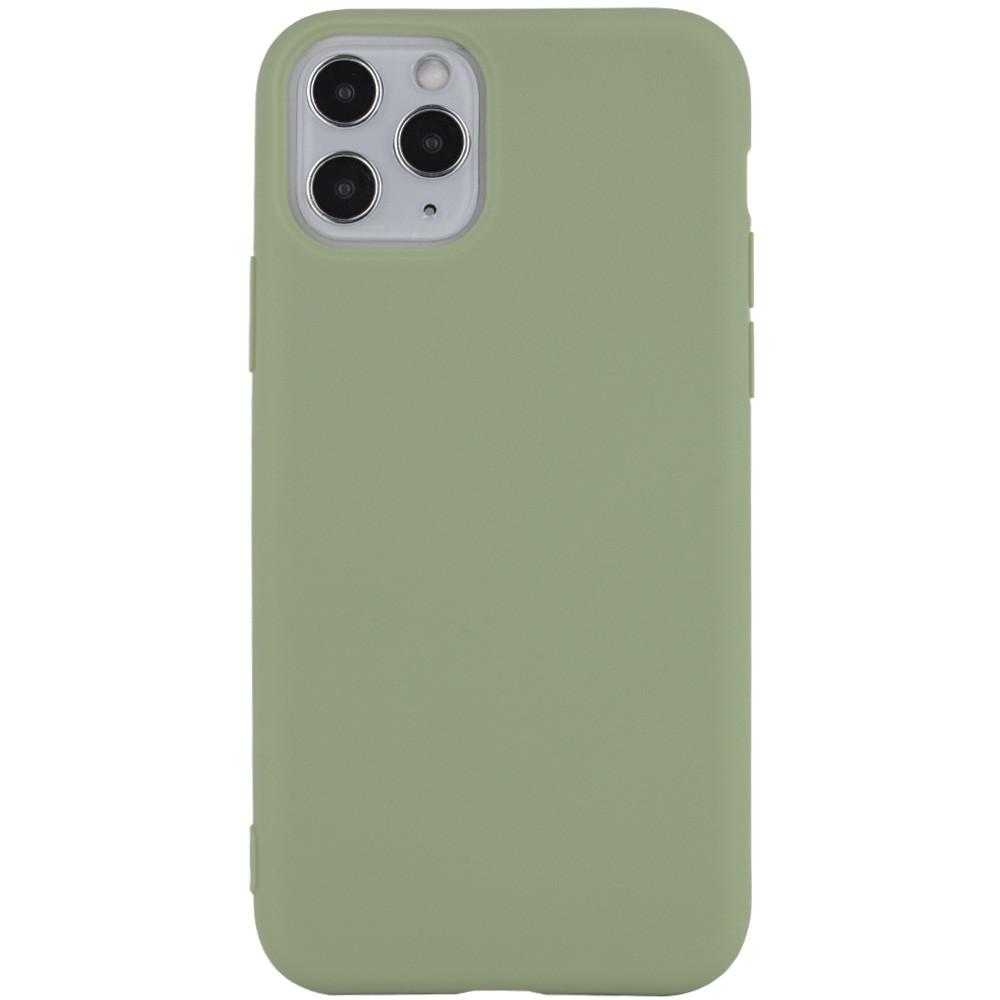 """Силиконовый чехол Epic матовый для Apple iPhone 11 Pro Max (6.5"""")"""