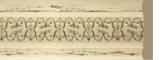 164-1028 Молдинг с орнаментом декоративный