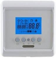 Электронный терморегулятор с недельным программированием TД 80.716