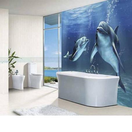 Стеклянные панели для ванной