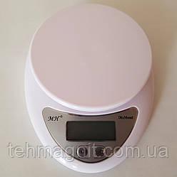 Электронные кухонные весы  B-05 до 5 кг