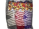 Шкарпетки дитячі ангора всередині махра Весна р. 26-32, фото 2