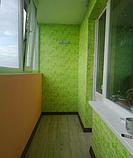 Самоклеющиеся 3Д панели, декоративные стеновые панели 5 мм, Зеленый кирпич, фото 2