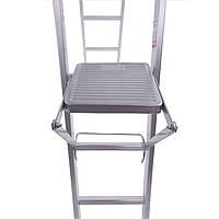 Рабочая платформа стальная Laddermaster W4A, фото 1