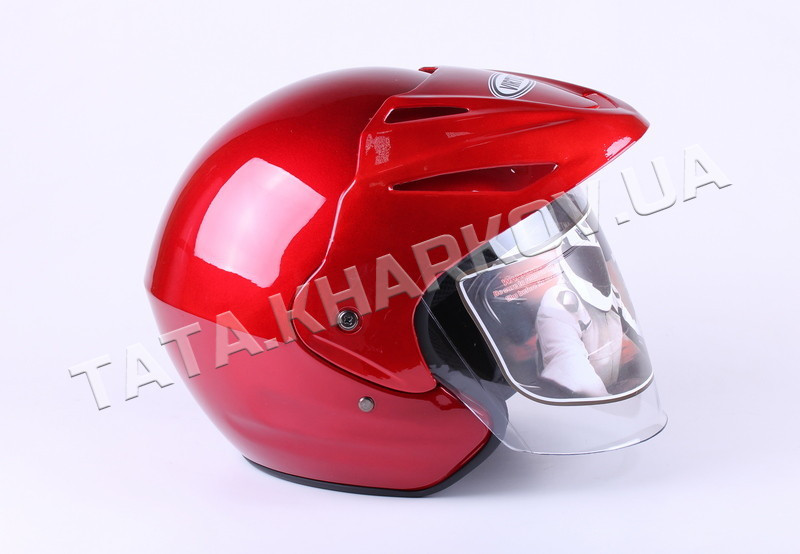 Шлем MD-705H красный size L